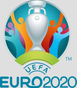 logo EK 2020 voetbal